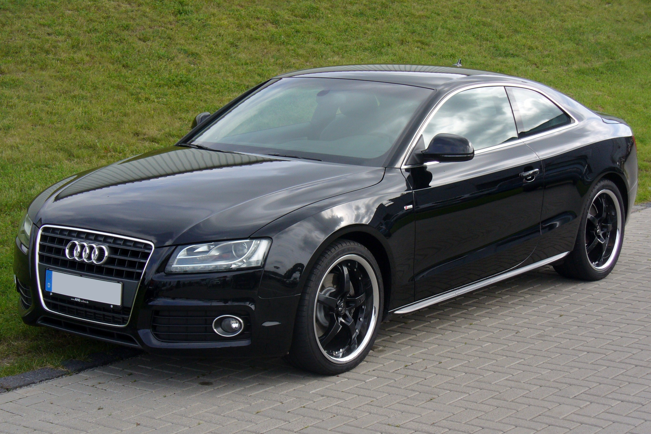 audi a5 2 7 tdi technical details history photos on better parts ltd. Black Bedroom Furniture Sets. Home Design Ideas