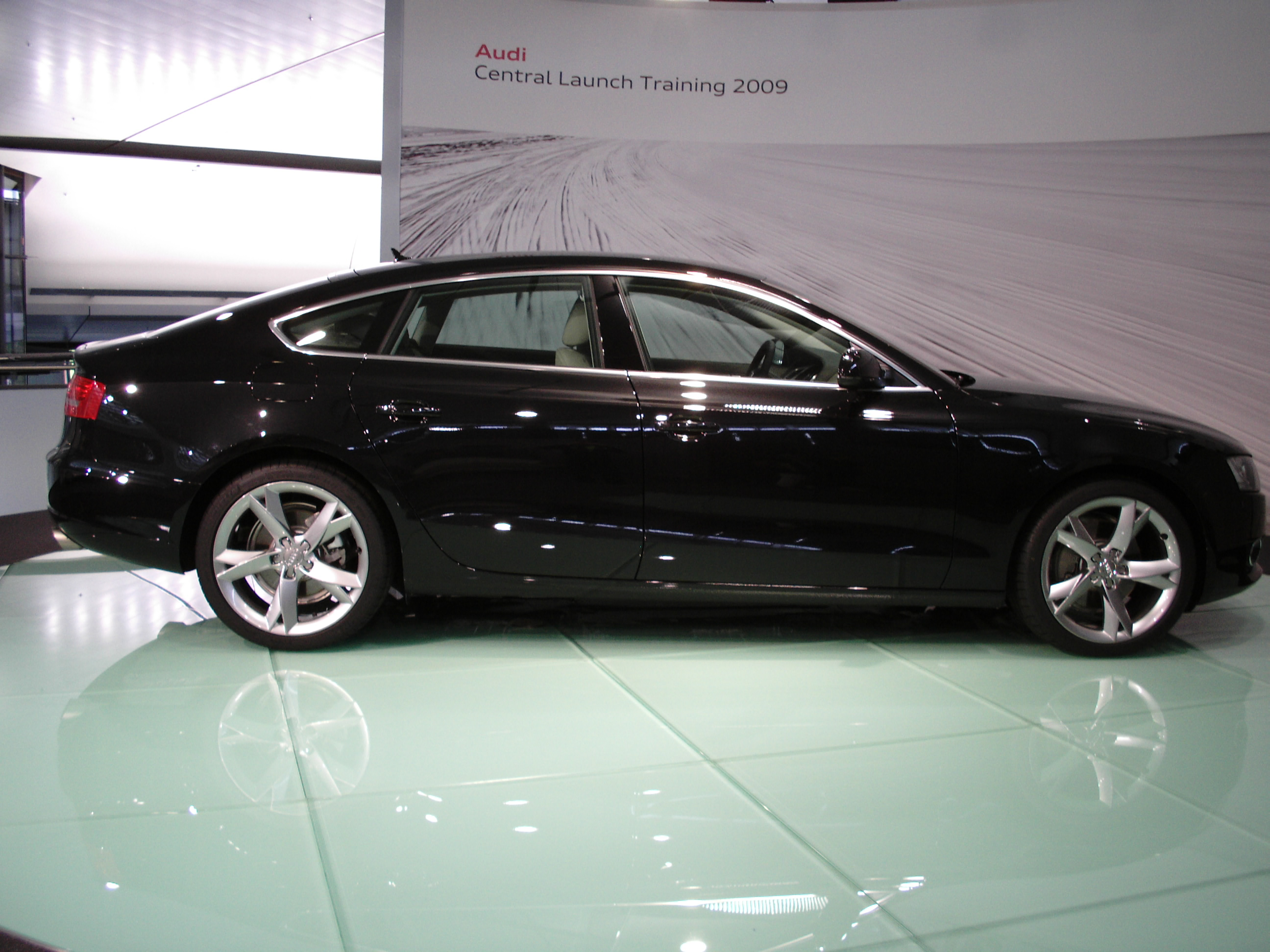 Audi a5 sportback photo 02