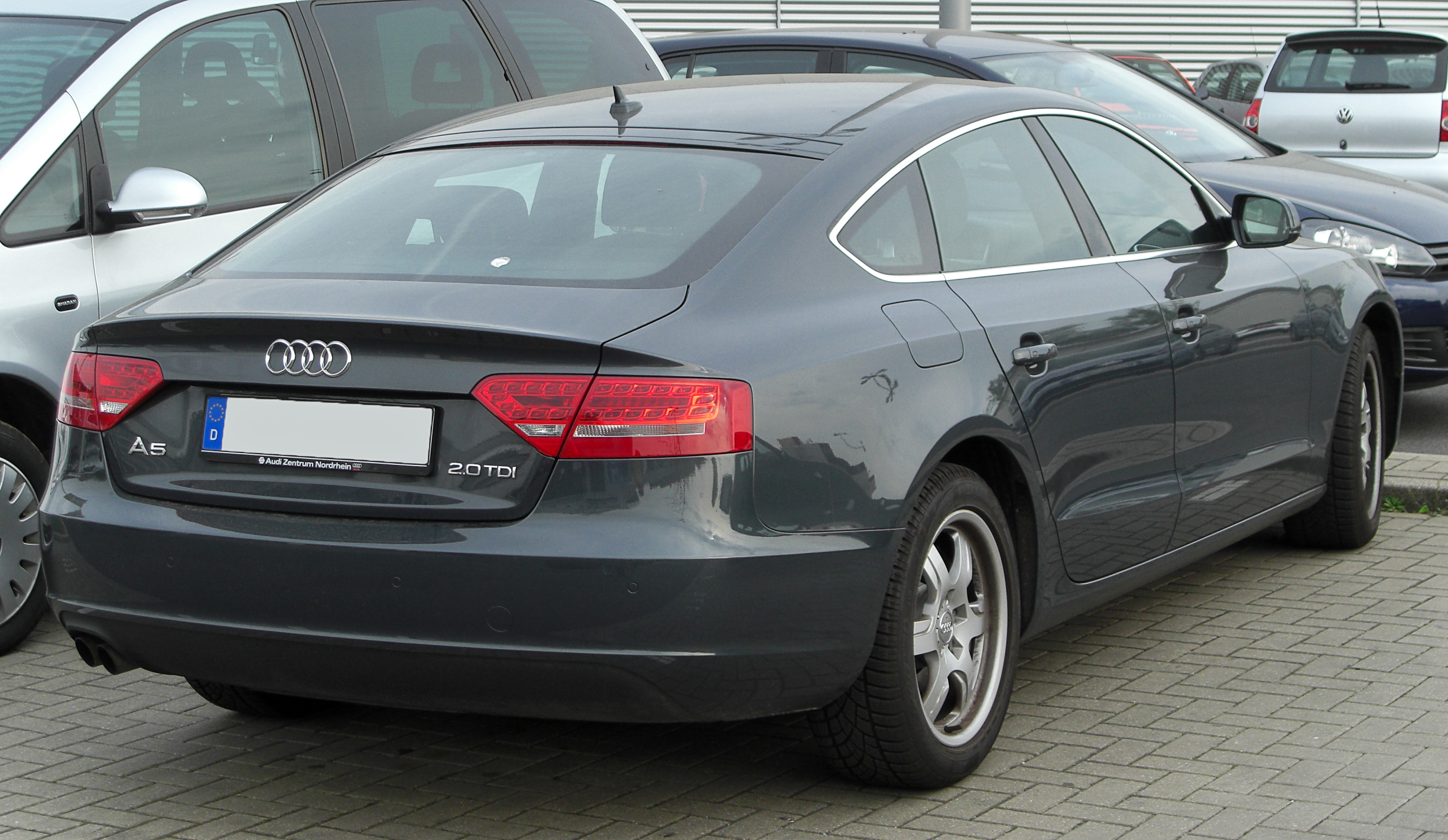 Audi A5 Sportback 2 0 Tdi Photos 2 On Better Parts Ltd