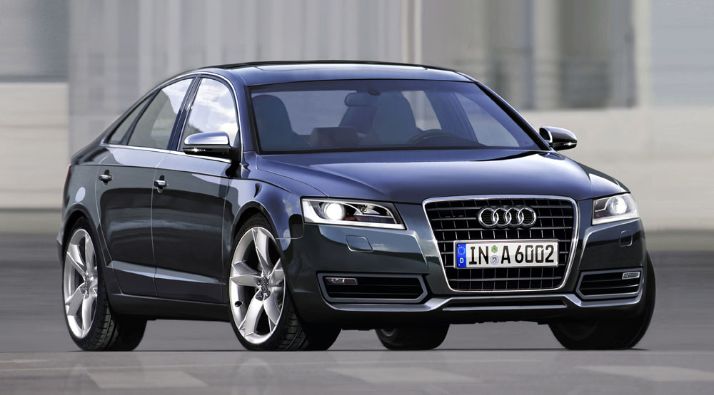 Audi A6 Photo 01