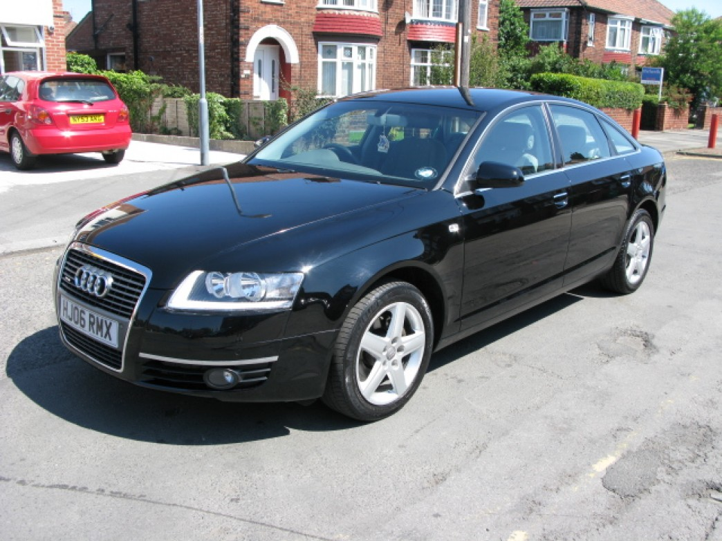 audi a6 2 7 tdi technical details history photos on better parts ltd. Black Bedroom Furniture Sets. Home Design Ideas