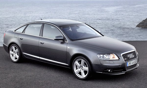 Audi A6 2.7 TDI technical details, history, photos on Better Parts
