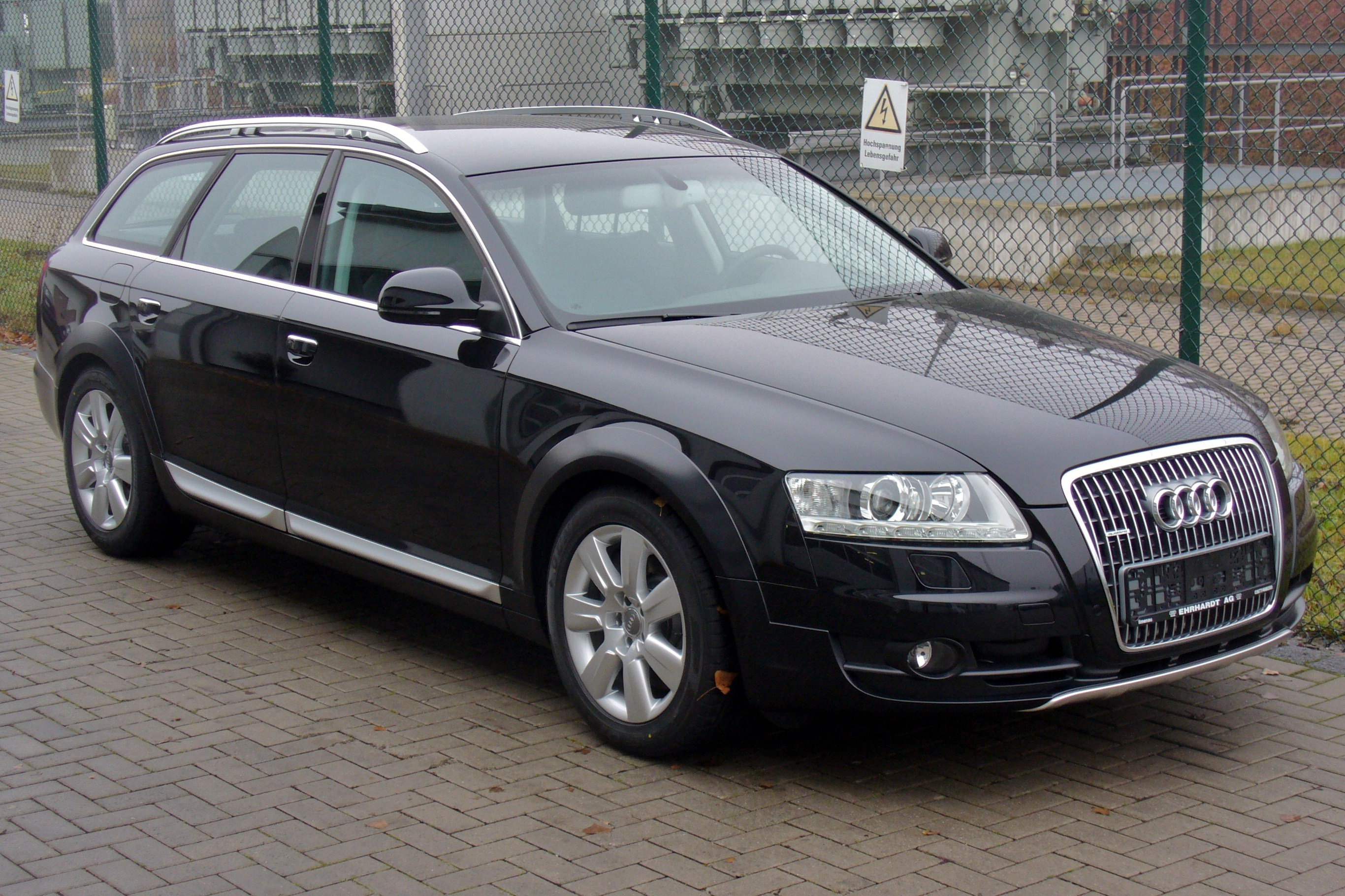 audi a6 allroad quattro 3 0 tdi technical details history. Black Bedroom Furniture Sets. Home Design Ideas