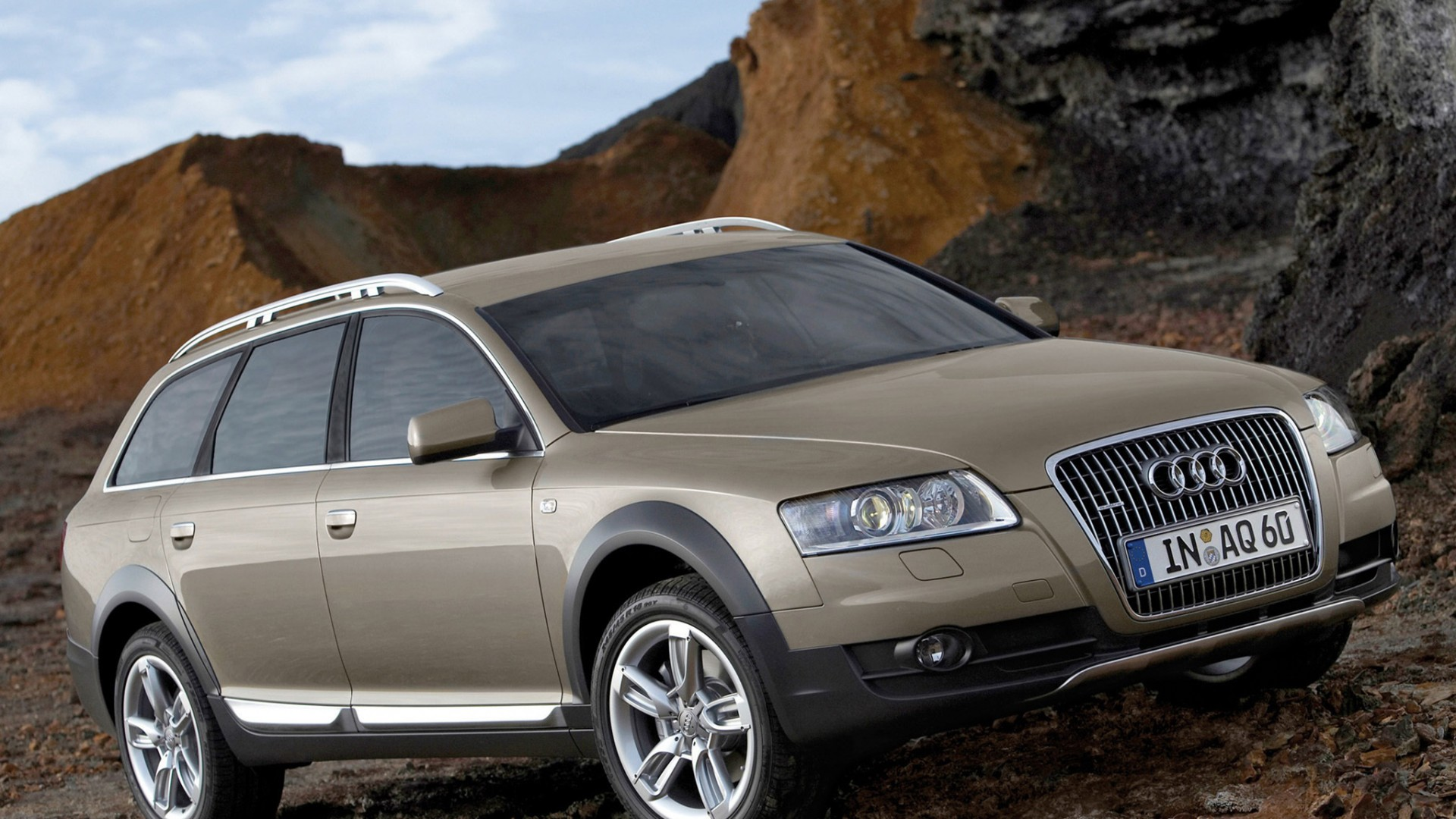 audi a6 allroad quattro 3 0 tdi photos 3 on better parts ltd. Black Bedroom Furniture Sets. Home Design Ideas