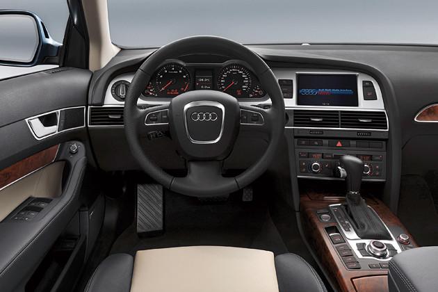 Audi A6 Avant 2.8 FSI technical details, history, photos on Better ...
