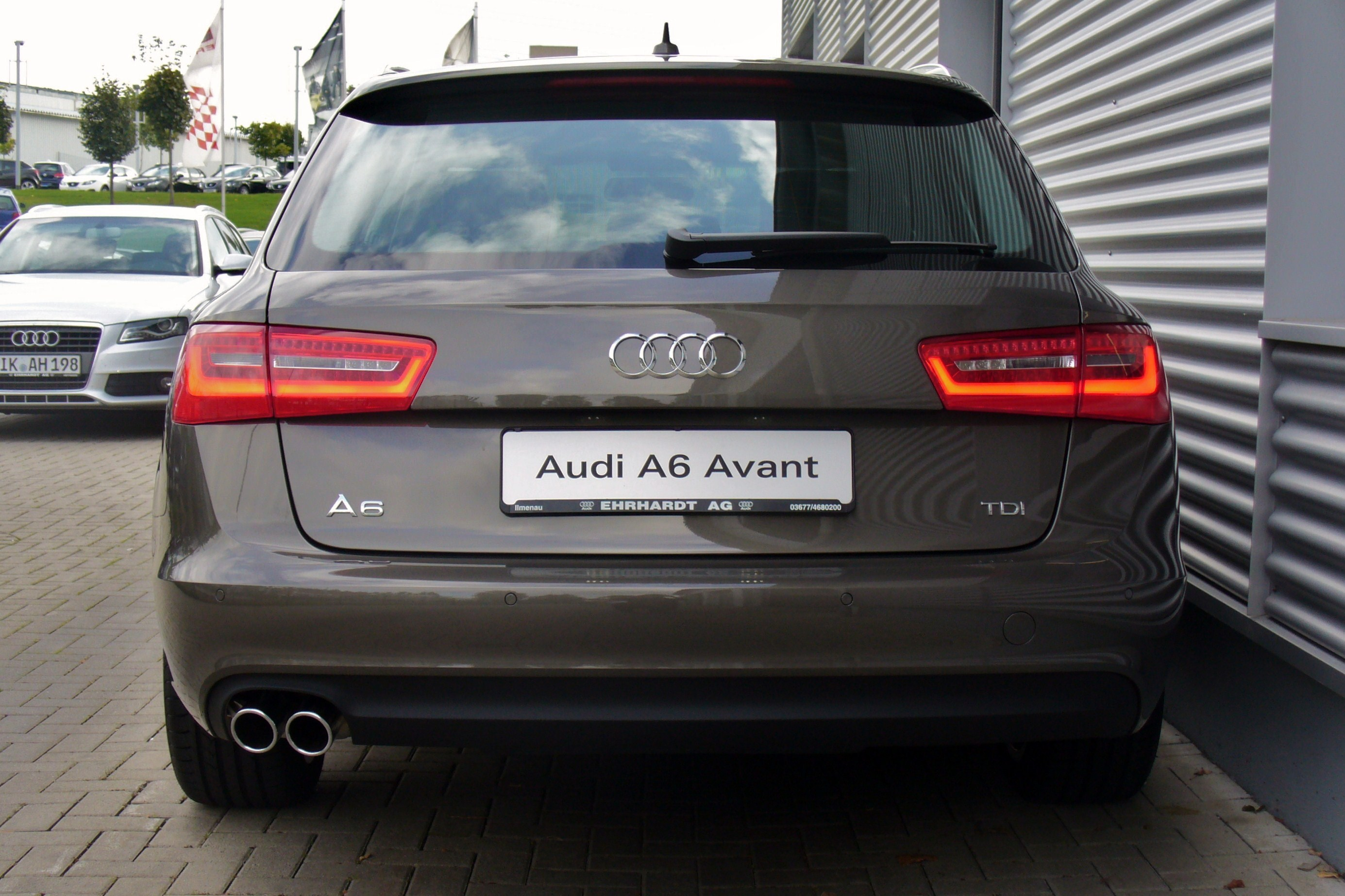 audi a6 avant tdi technical details history photos on better parts ltd. Black Bedroom Furniture Sets. Home Design Ideas