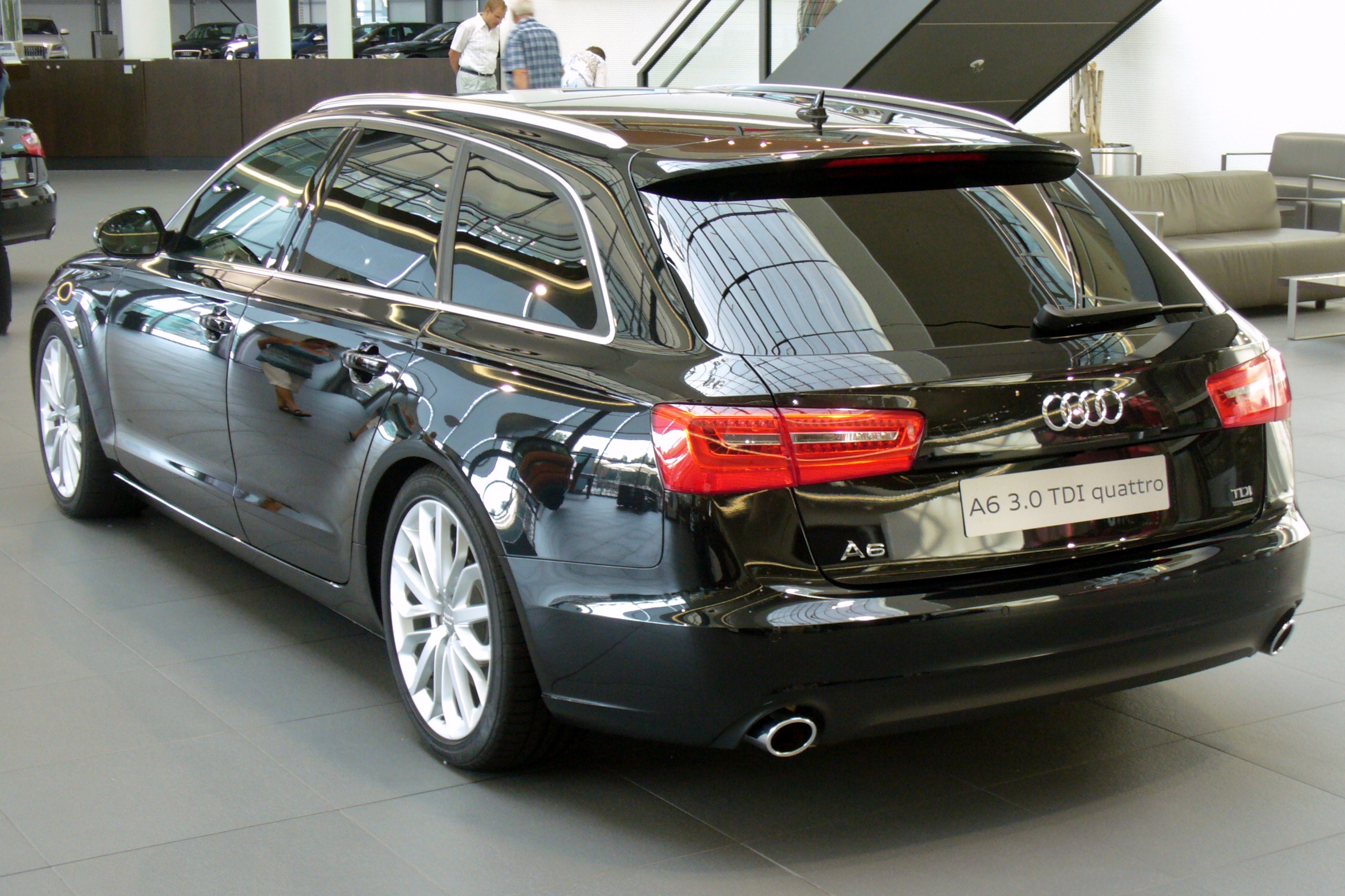 audi a6 avant tdi photos 14 on better parts ltd. Black Bedroom Furniture Sets. Home Design Ideas