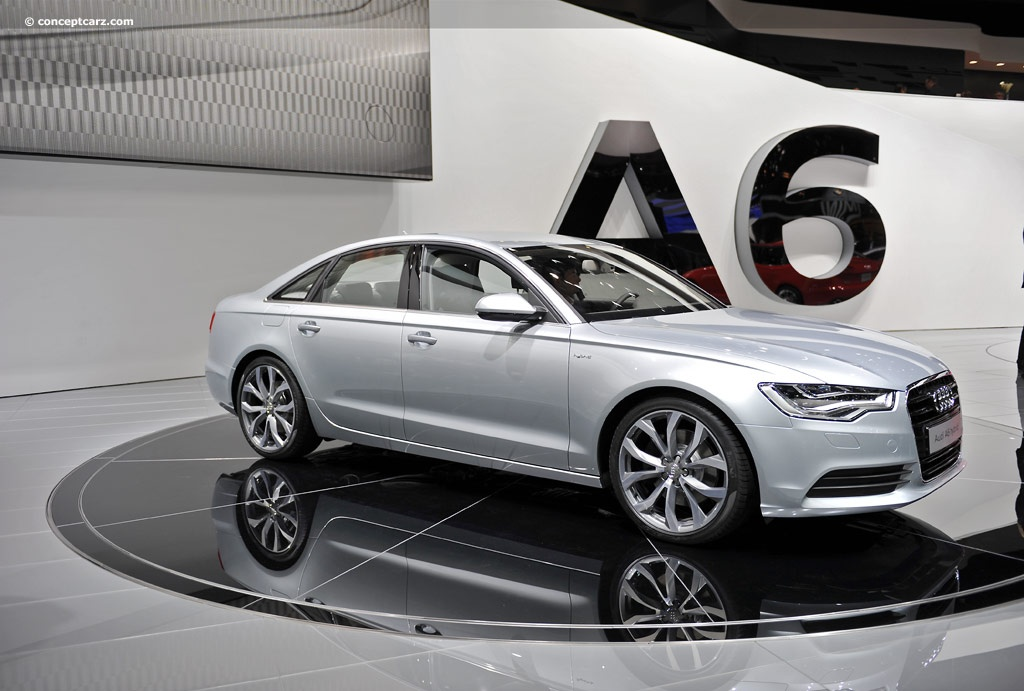 Audi A6 Hybrid Technical Details History Photos On Better Parts Ltd