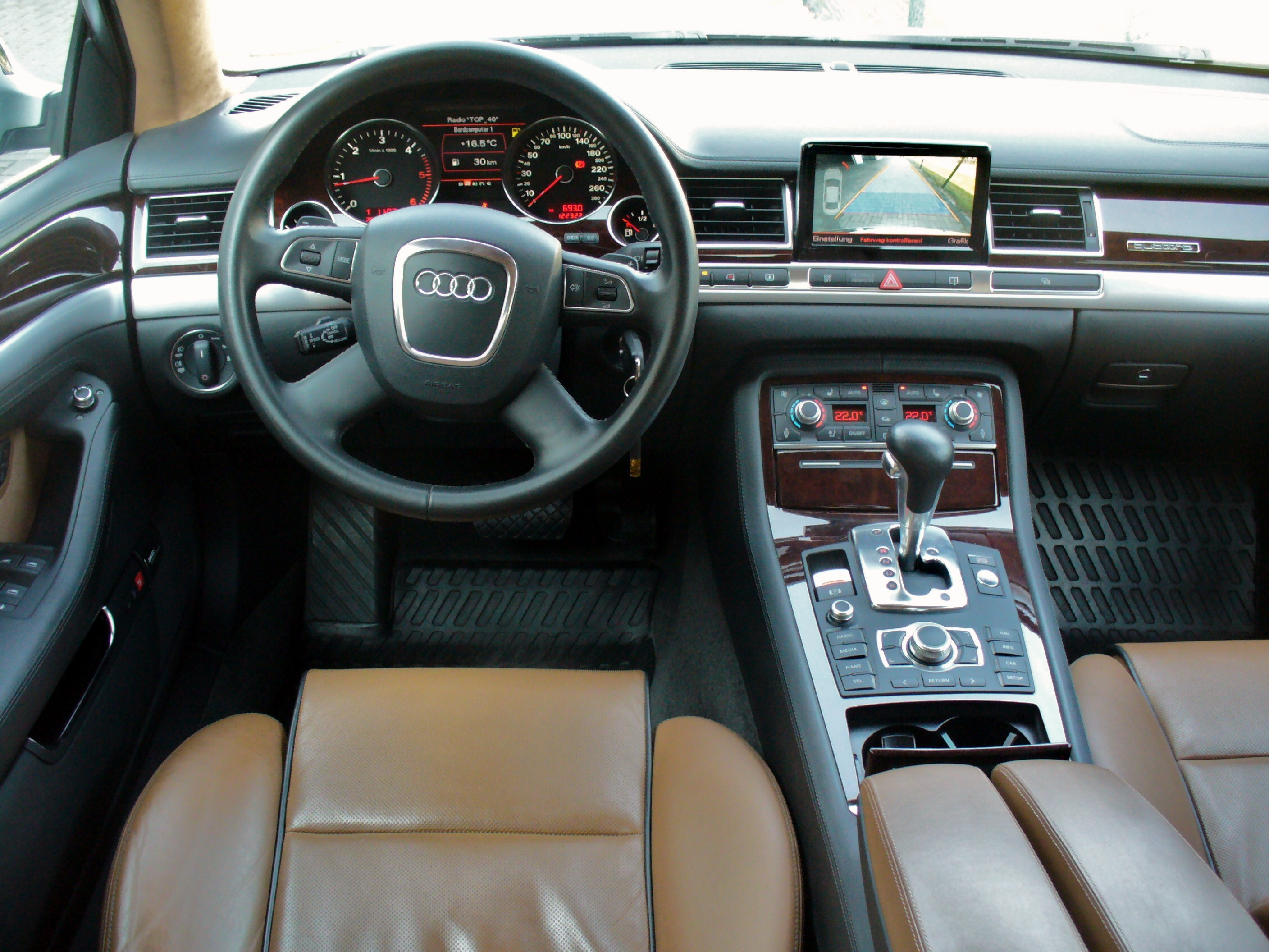 Audi A8 4 2 Tdi Technical Details History Photos On