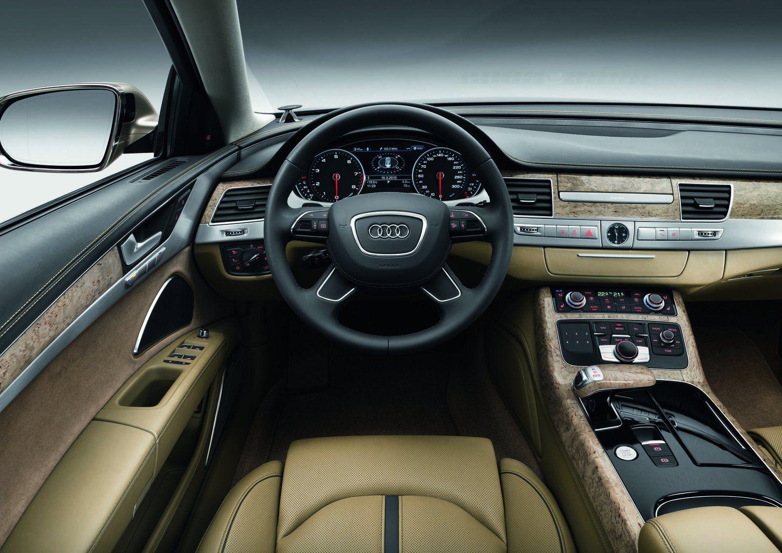 Audi A8 W12 photos #4 on Better Parts LTD