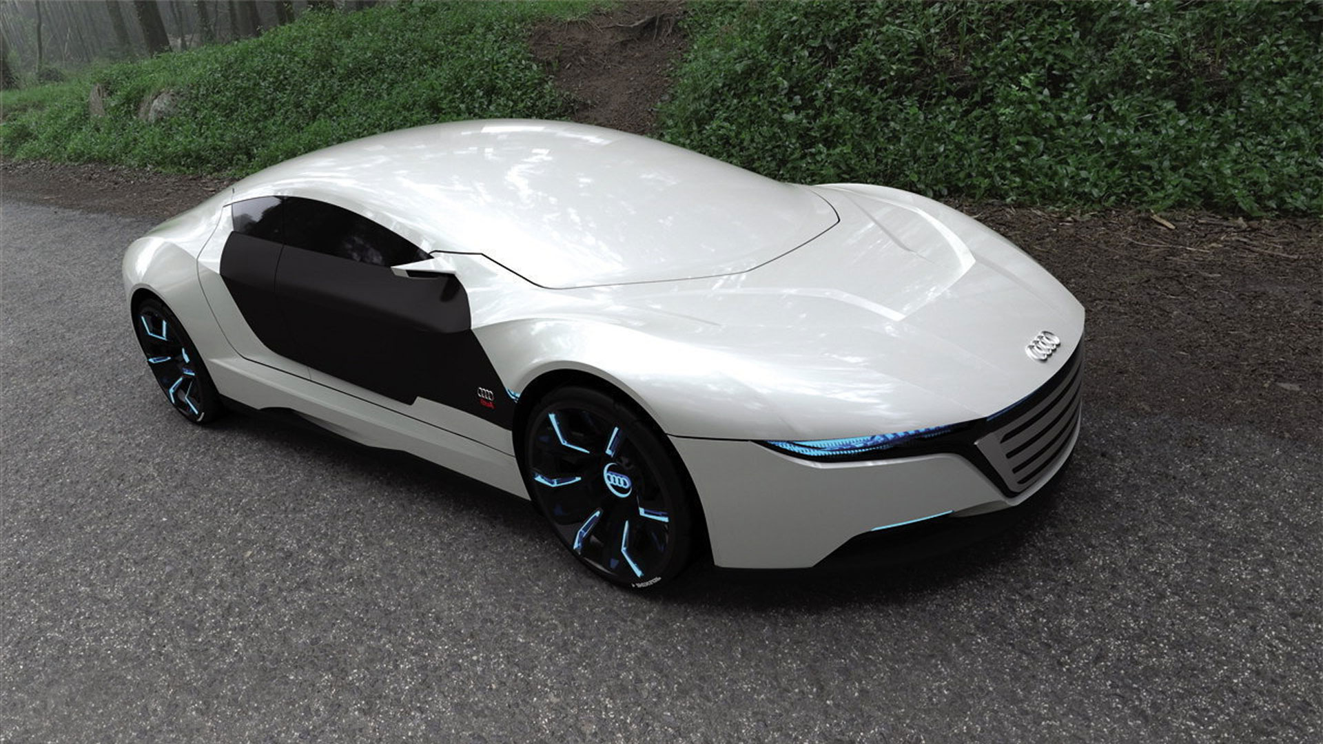 Audi A9 Photo 04