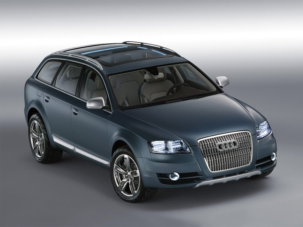 Audi allroad quattro photo 01