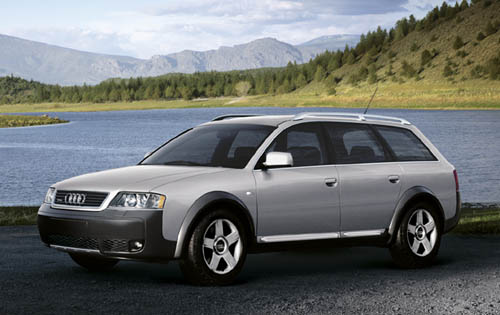 Audi allroad quattro photo 02