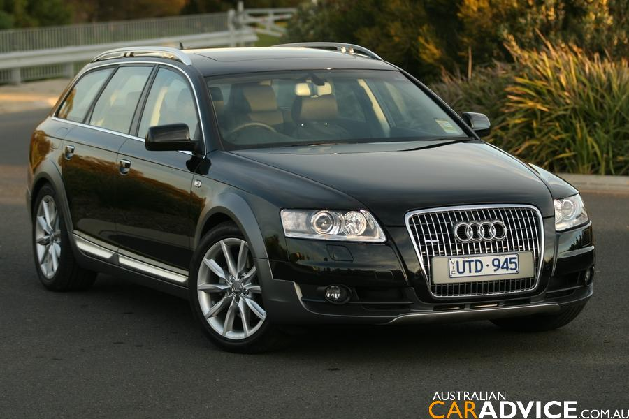 Audi allroad quattro photo 03