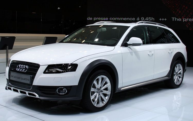Audi allroad quattro photo 05
