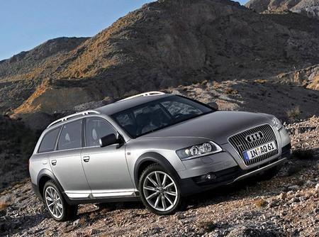 Audi allroad quattro photo 08