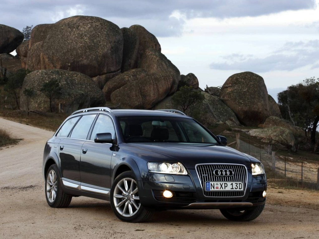 Audi allroad quattro photo 09