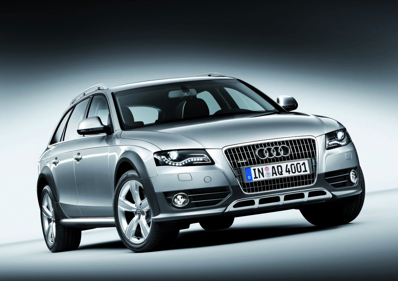 Audi allroad quattro photo 11