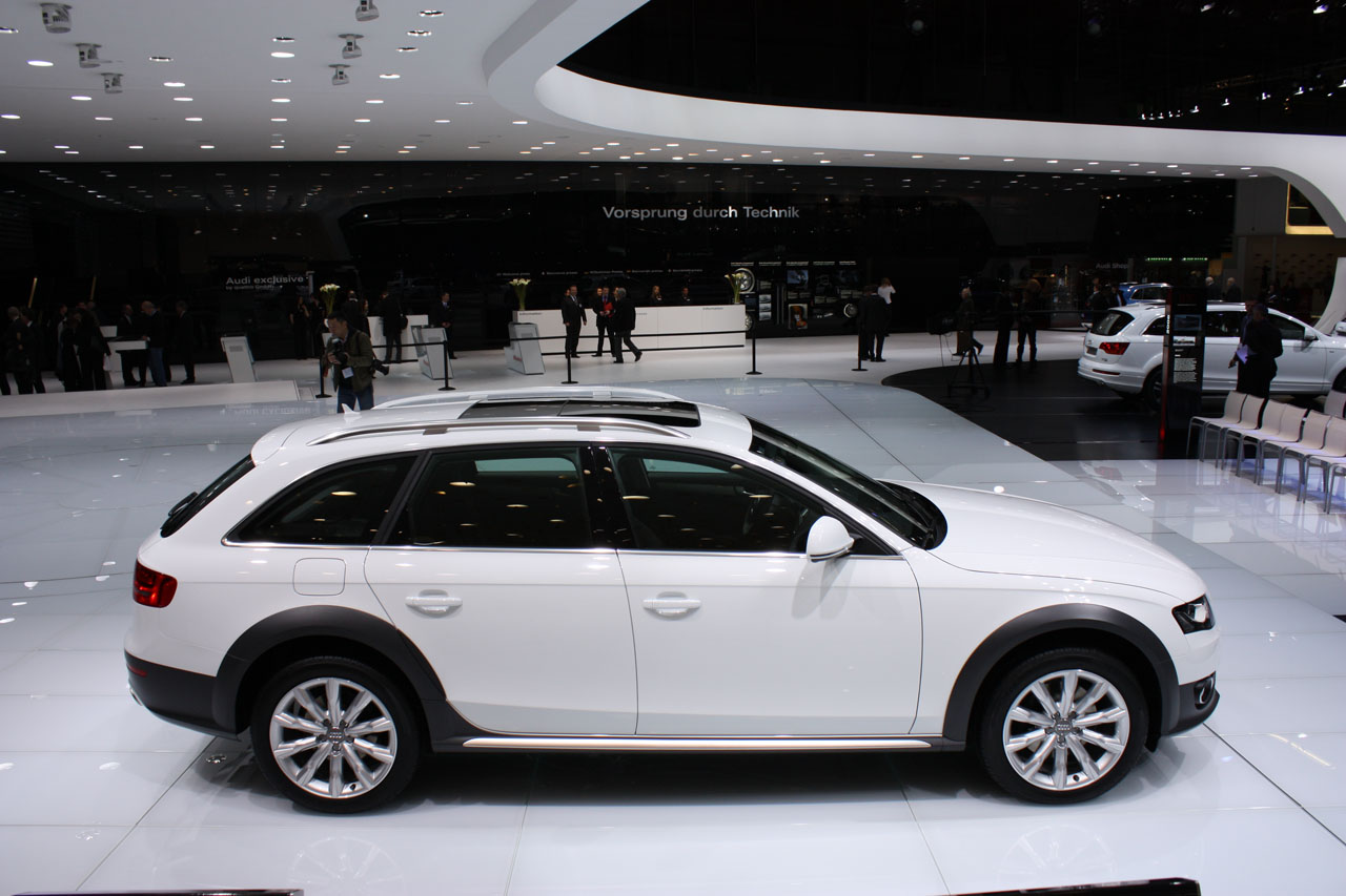 Audi allroad quattro photo 12