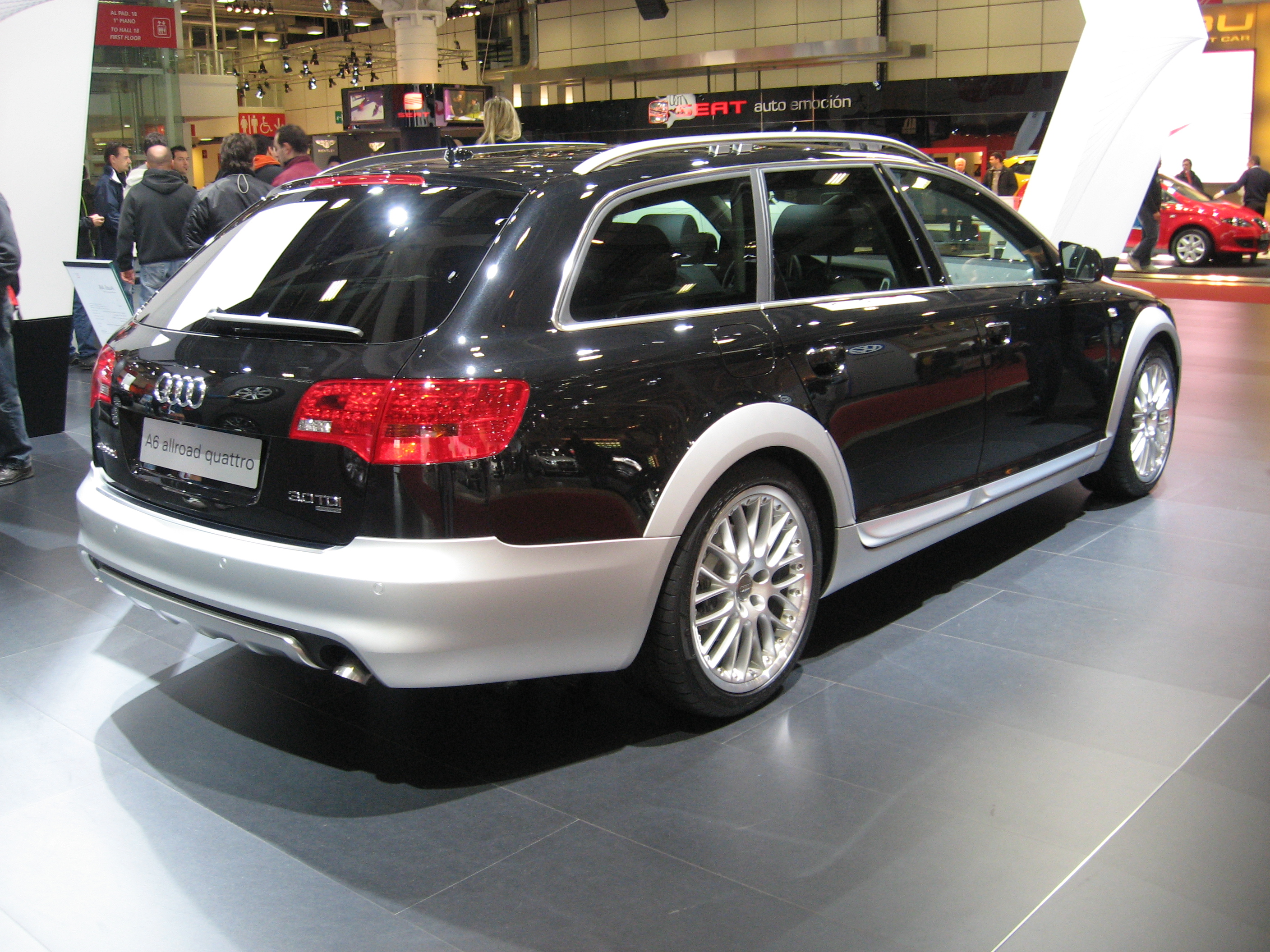 Audi allroad quattro photo 13