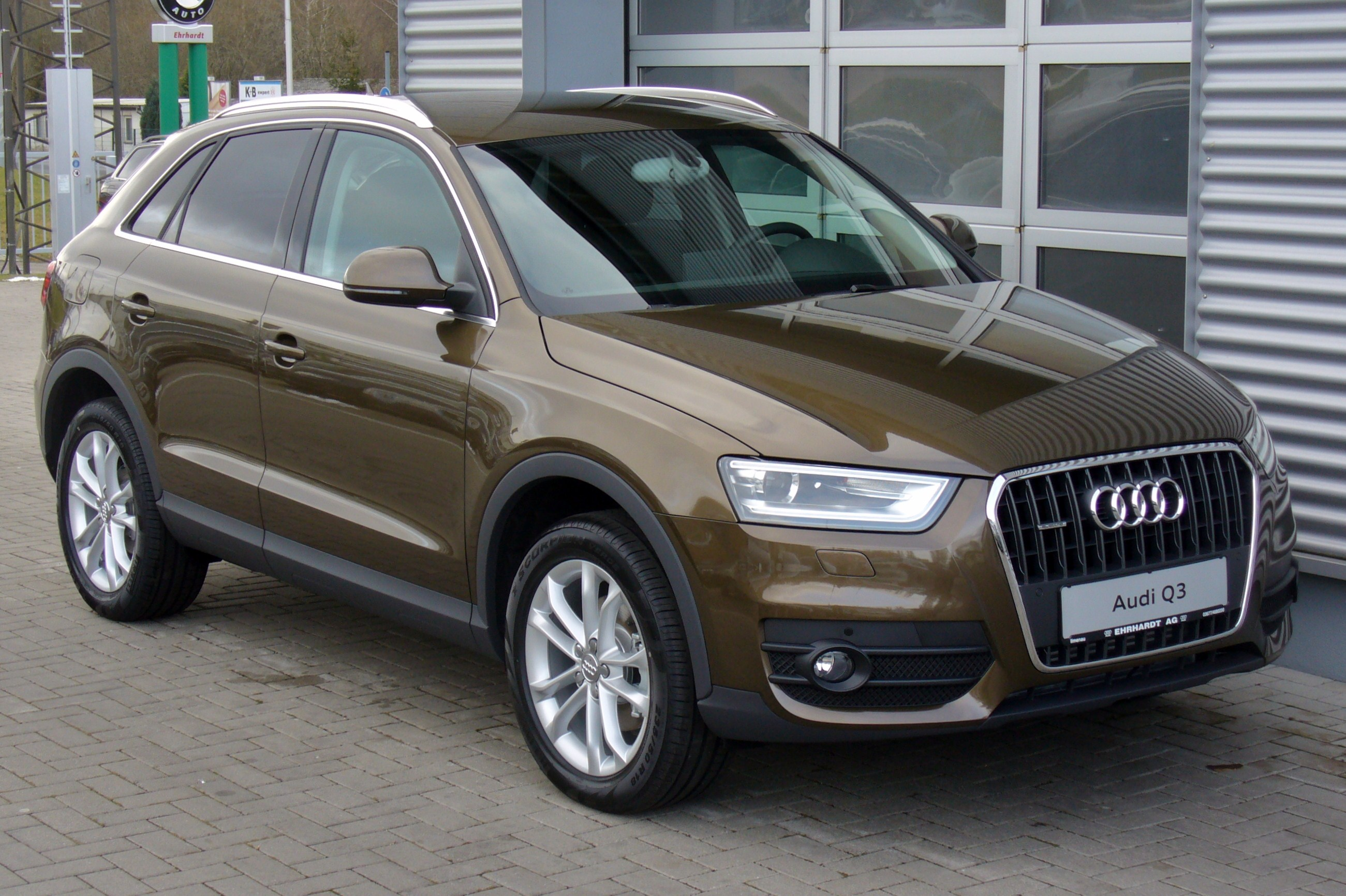 audi q3 2 0 tdi technical details history photos on. Black Bedroom Furniture Sets. Home Design Ideas