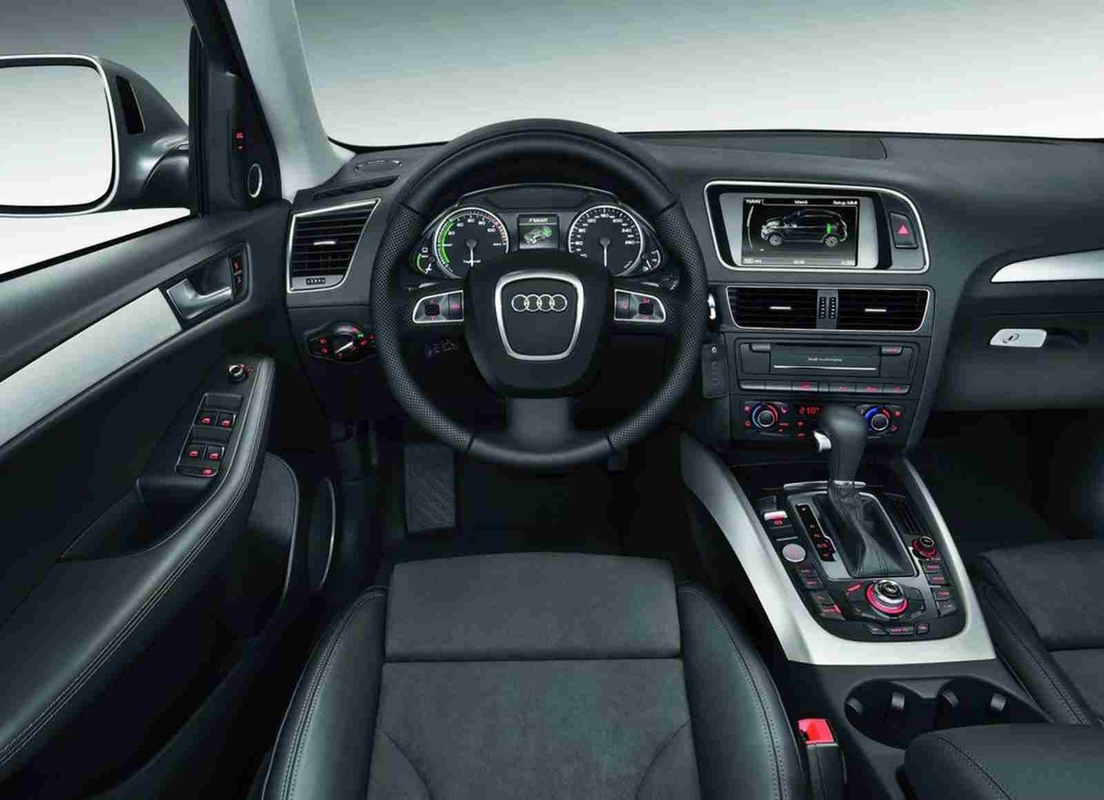 Worksheet. Audi Q5 Hybrid quattro technical details history photos on