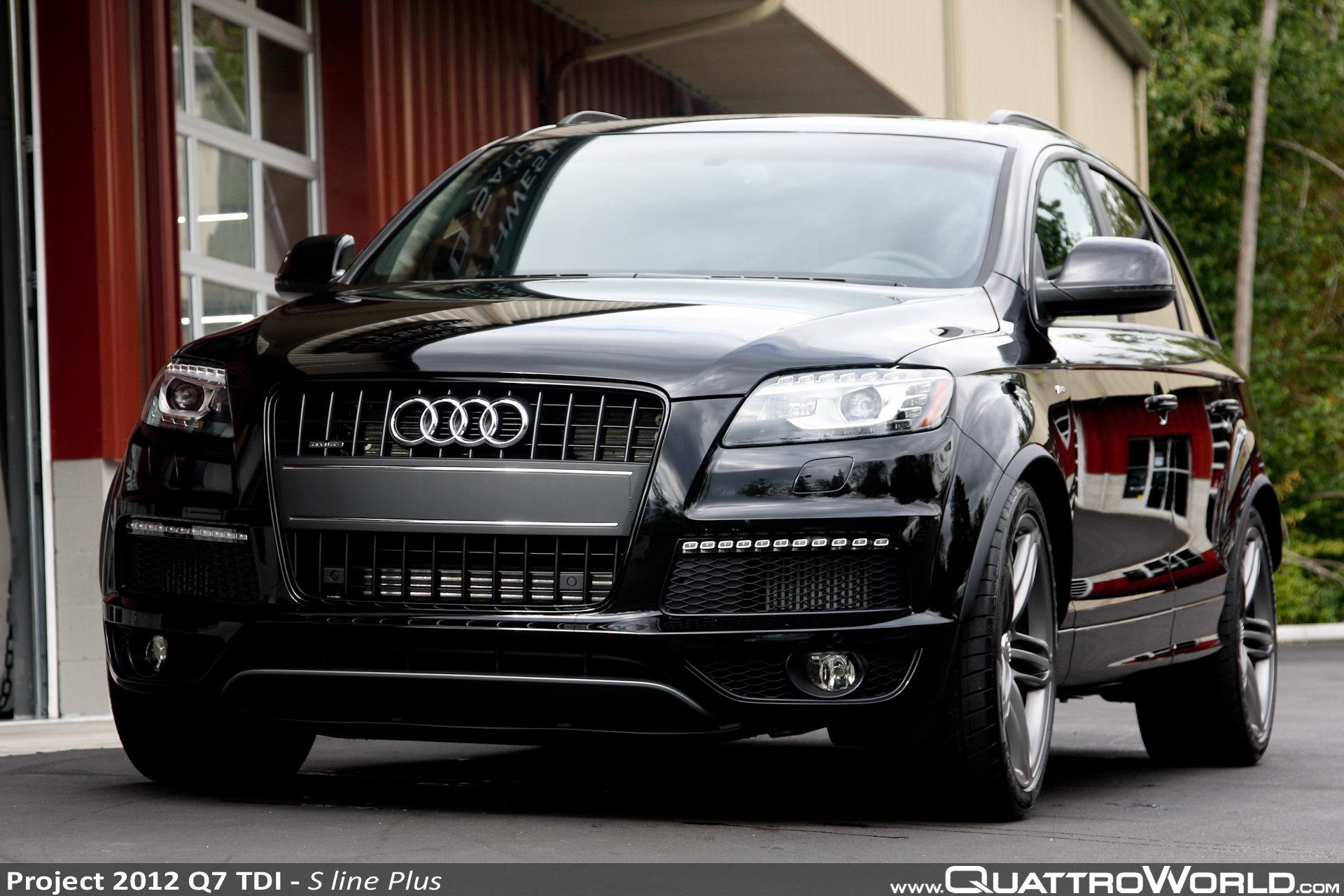 Audi q7 photo 15