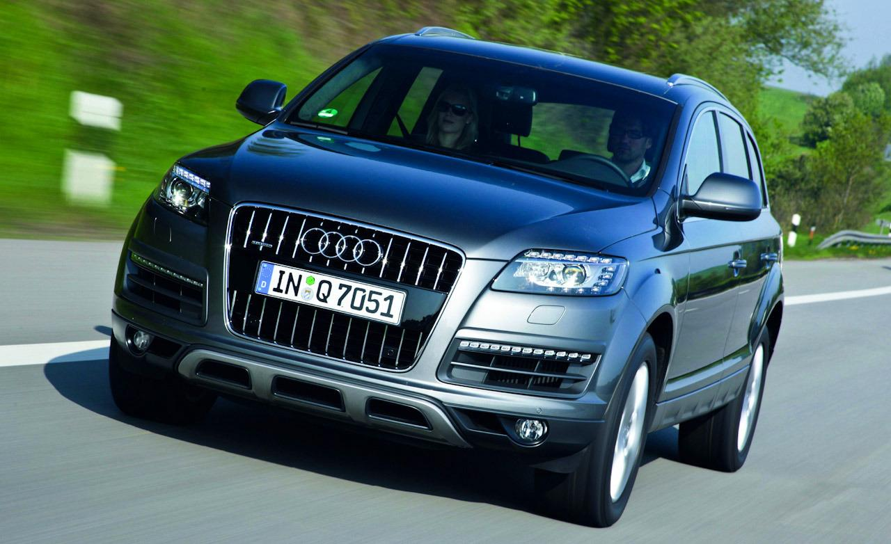 audi q7 4 2 tdi photos 13 on better parts ltd. Black Bedroom Furniture Sets. Home Design Ideas