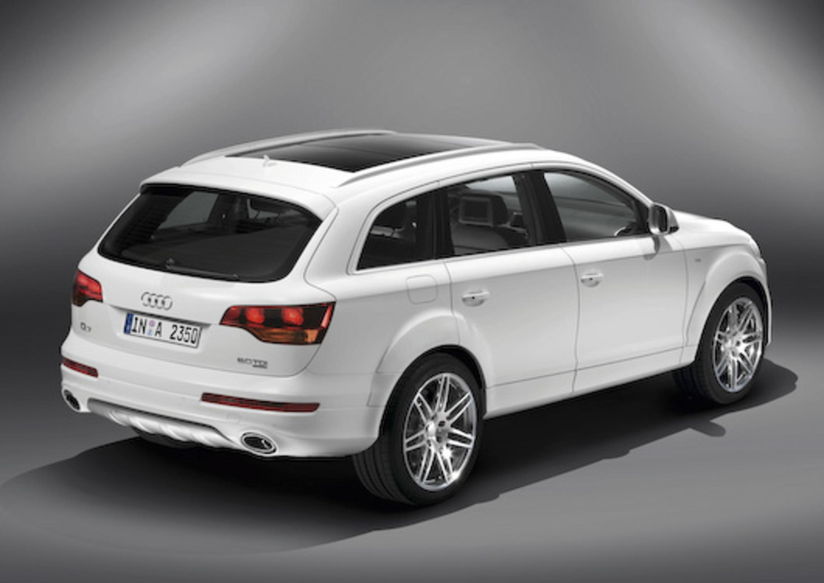 Audi Q V TDI Quattro Image - Audi q7 v12