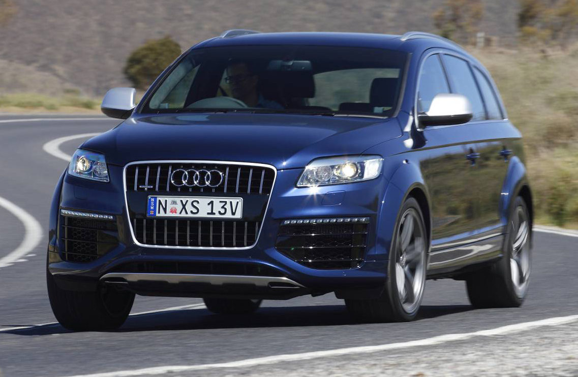 Audi Q8 History Photos On Better Parts Ltd