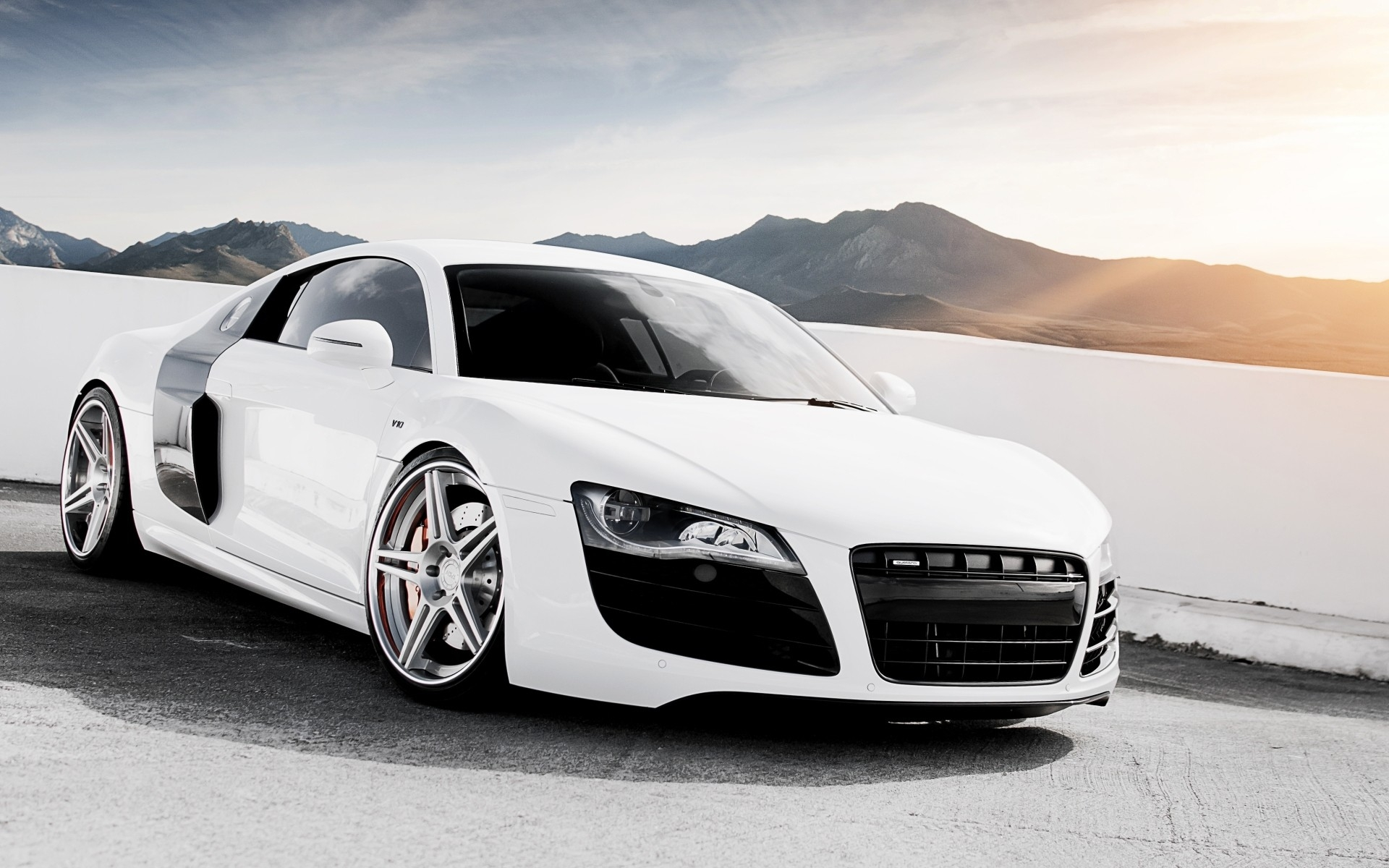 Audi r8 photo 06