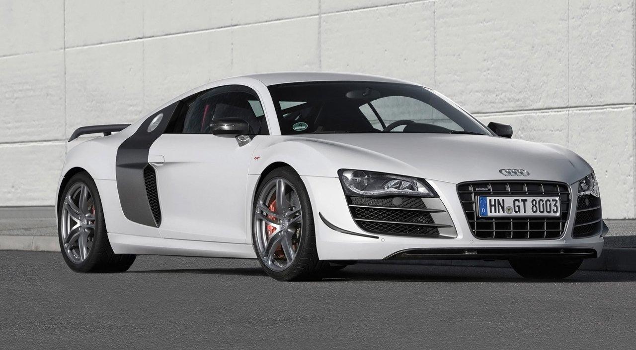Audi r8 gt photo 07