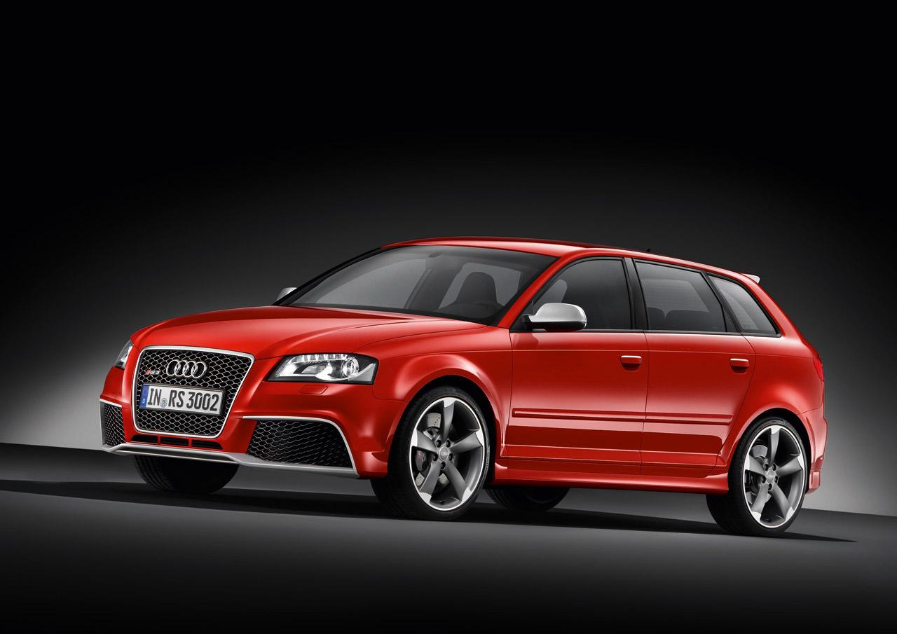 Audi rs3 sportback photo 15