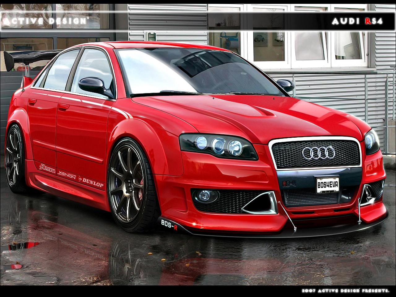 Audi Rs4 Technical Details History Photos On Better