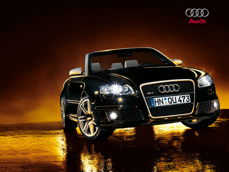 Audi RS4 Cabriolet photo 06