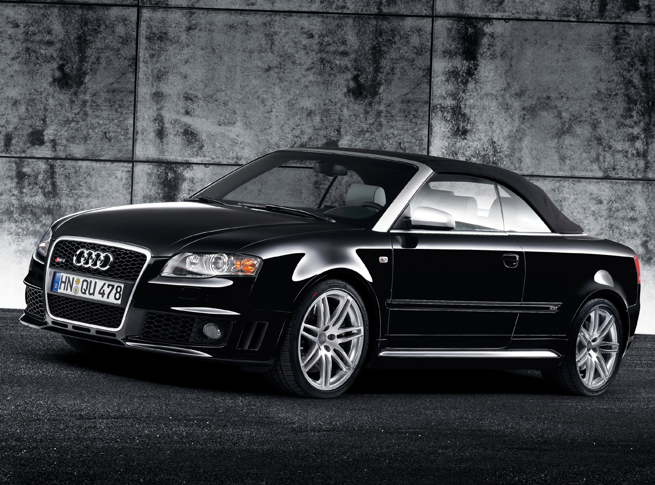 Audi RS4 Cabriolet photo 07