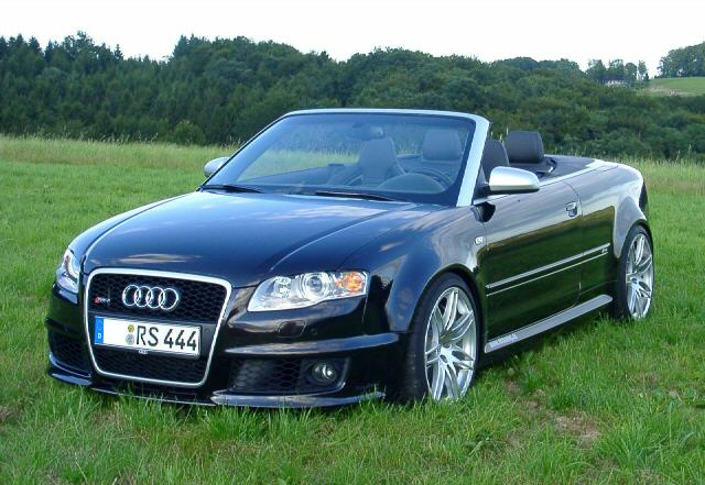 Audi RS4 Cabriolet photo 09