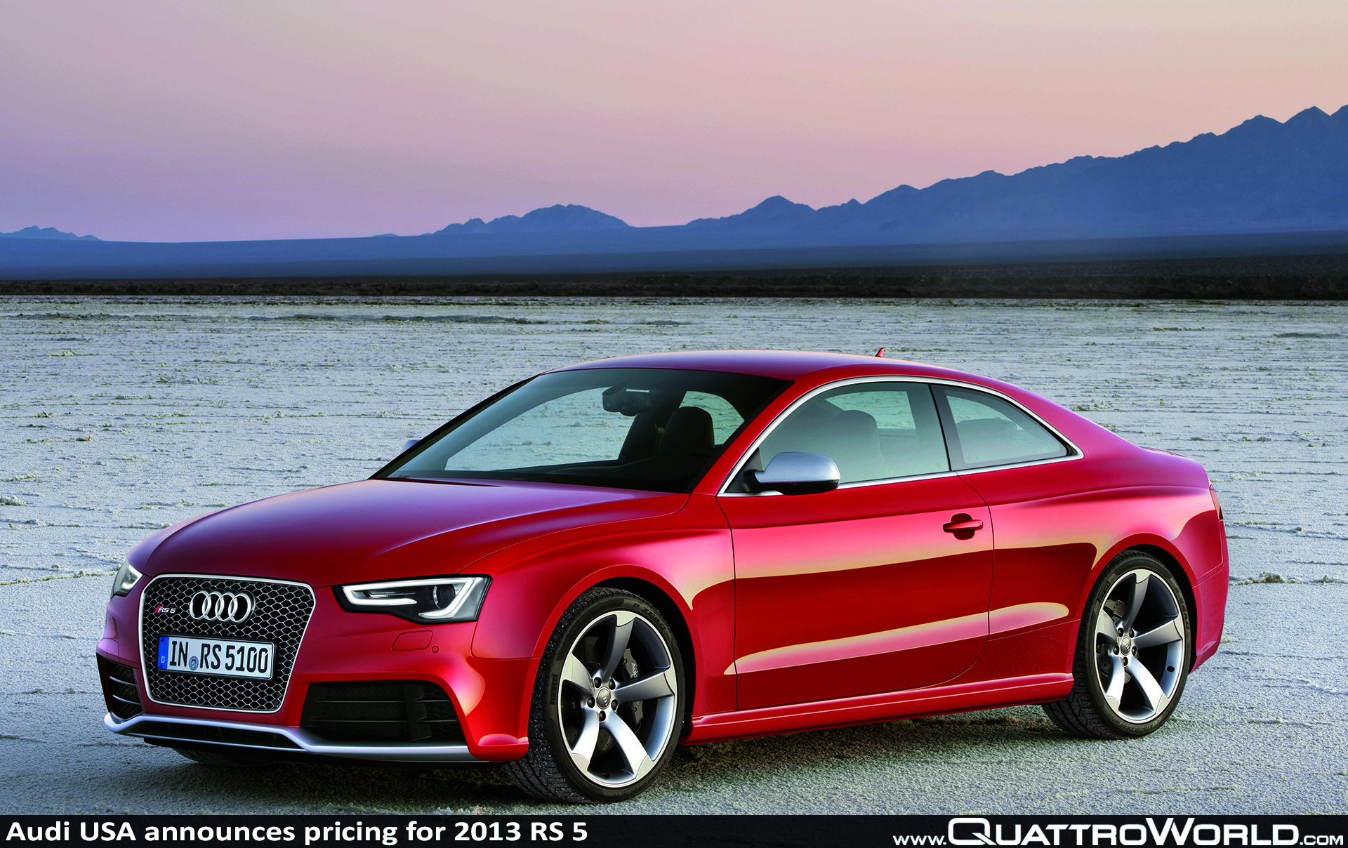 Audi RS5 image #5