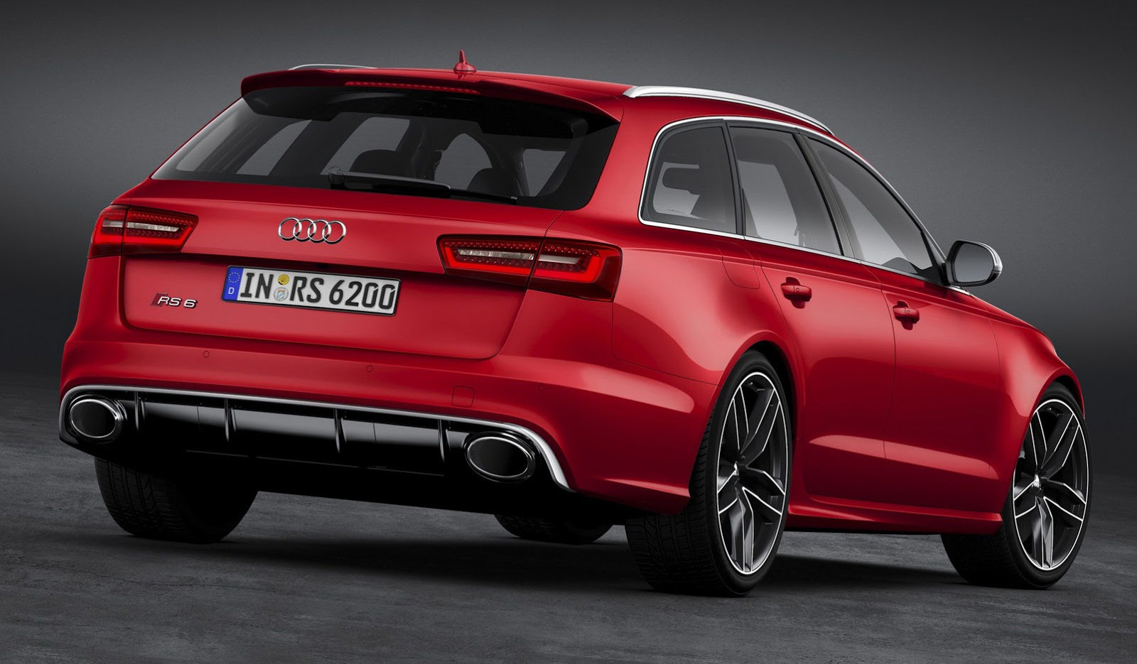 audi rs6 avant technical details history photos on better parts ltd. Black Bedroom Furniture Sets. Home Design Ideas