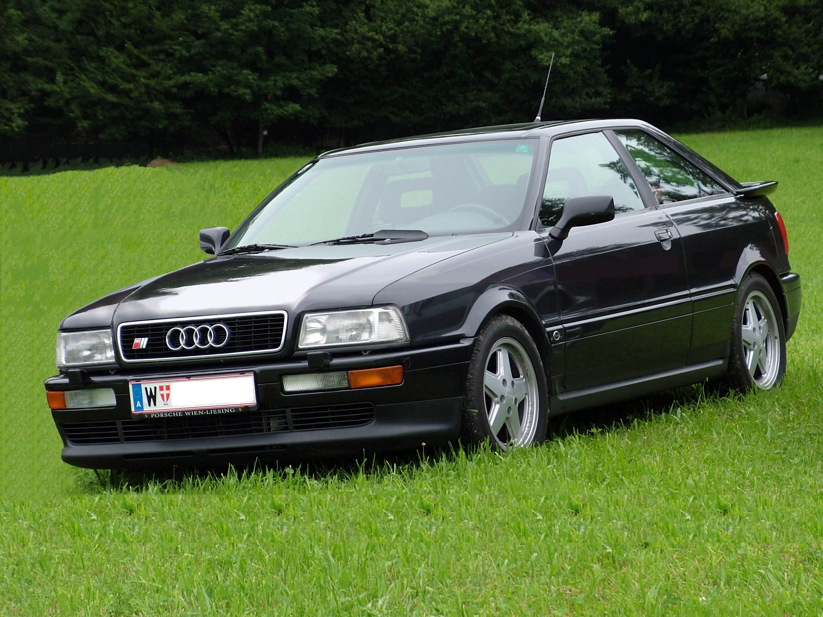 Audi S2 technical details, history, photos on Better Parts LTD  Audi S Builat on