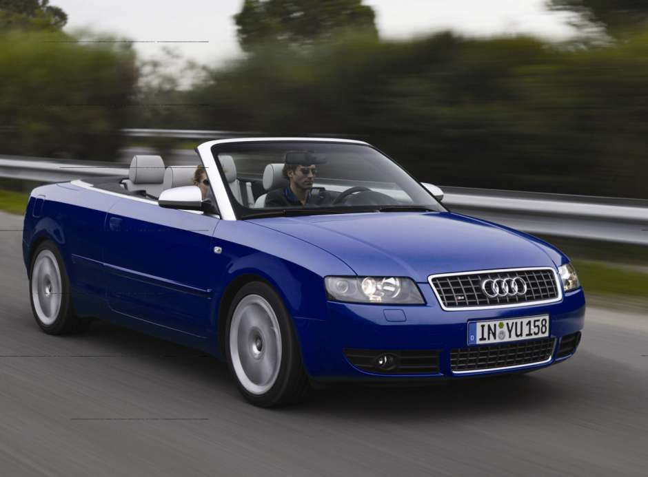 audi s4 cabriolet technical details history photos on better parts ltd. Black Bedroom Furniture Sets. Home Design Ideas