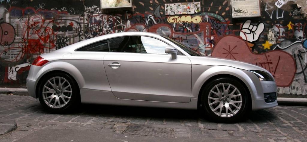 Audi Tt 1 8 Tfsi Technical Details History Photos On