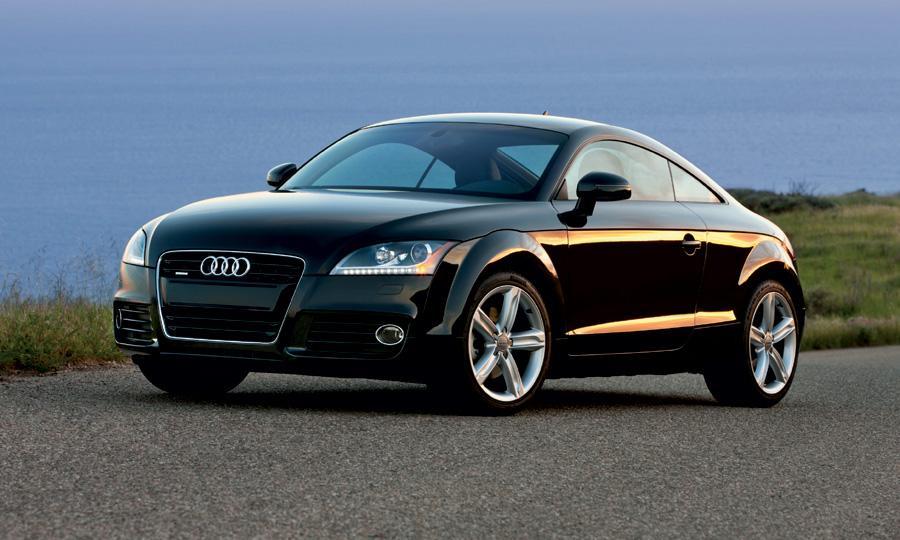 Audi Tt 2 0 Tfsi Technical Details History Photos On