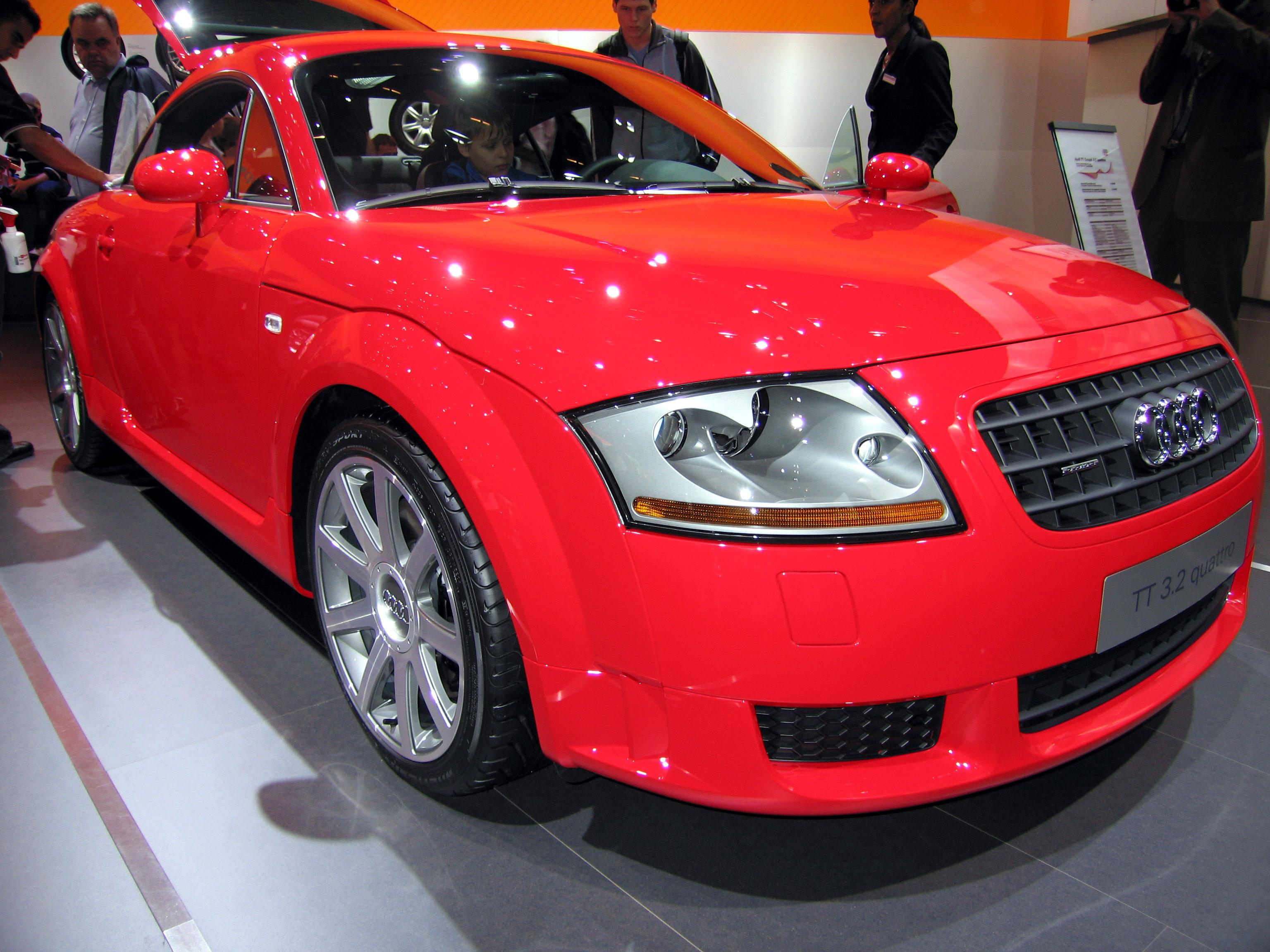 Audi Tt 3 2 Quattro Photo 04