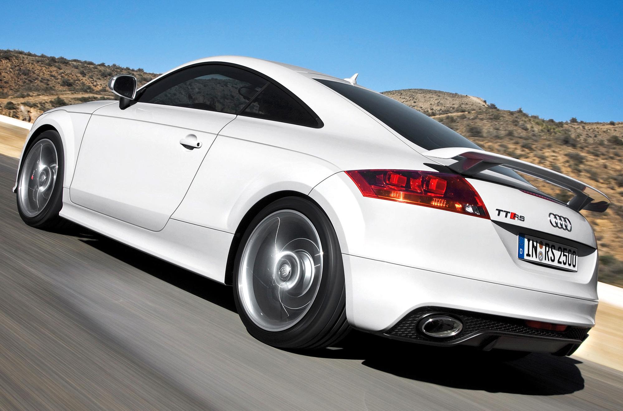Audi tt rs photo 10