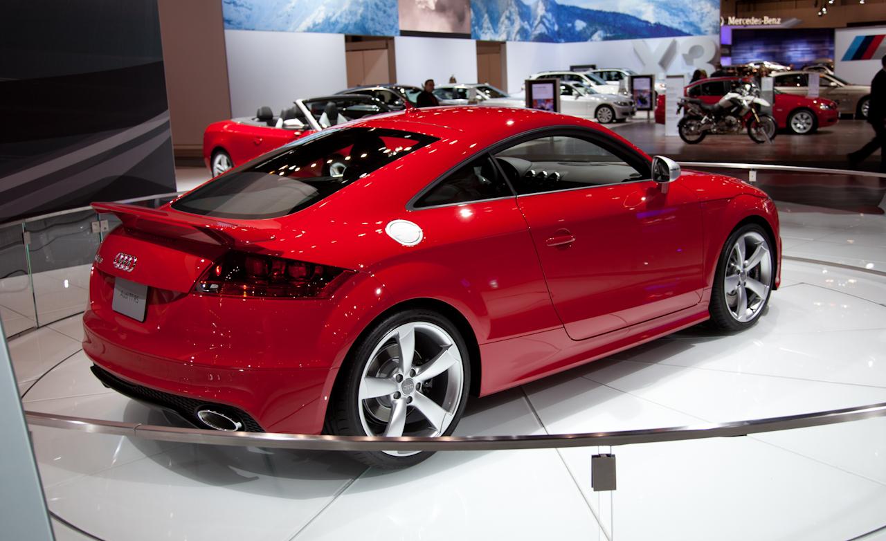 Audi Tt Rs Technical Details History Photos On Better