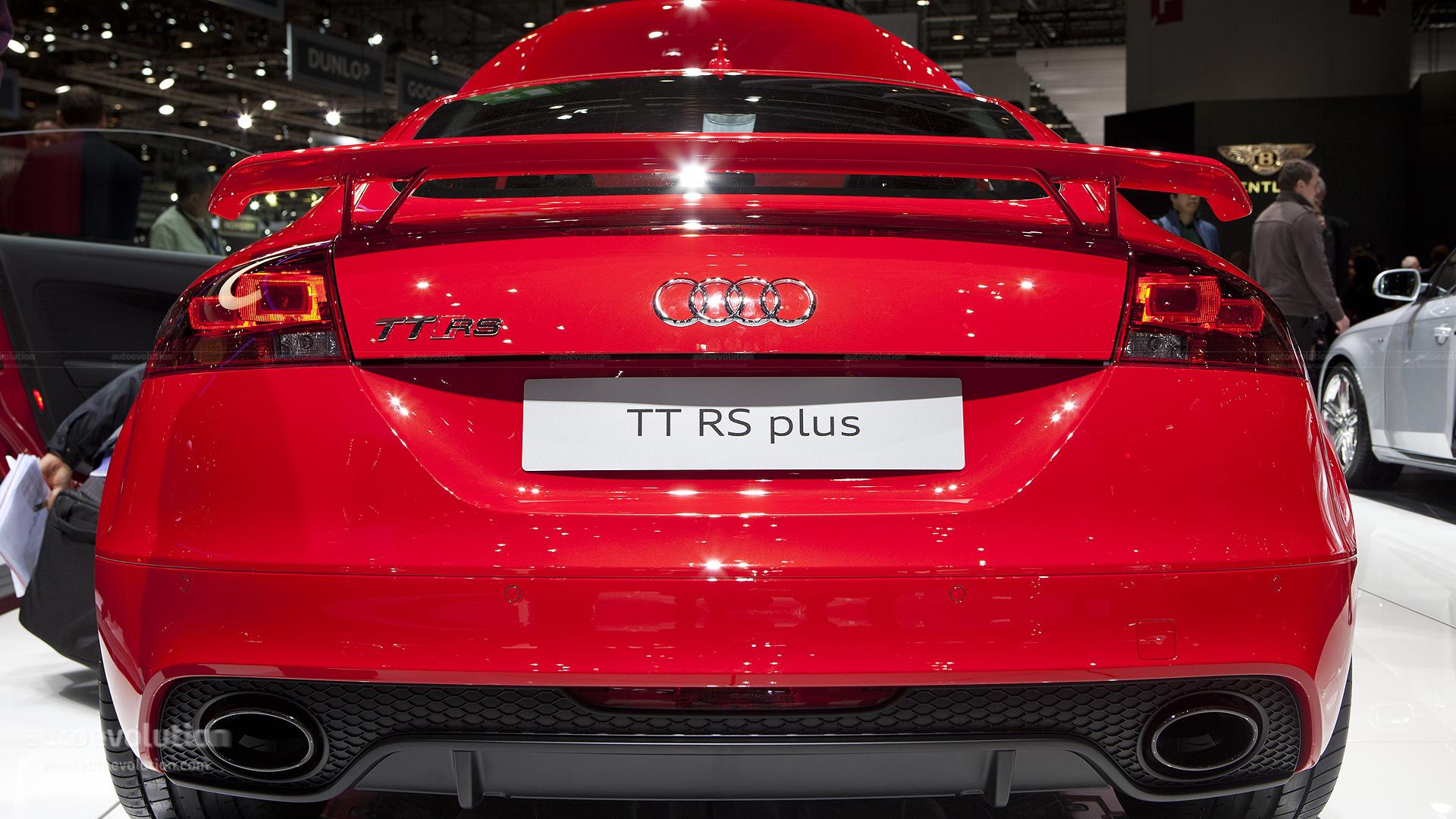 Audi tt rs plus photo 04