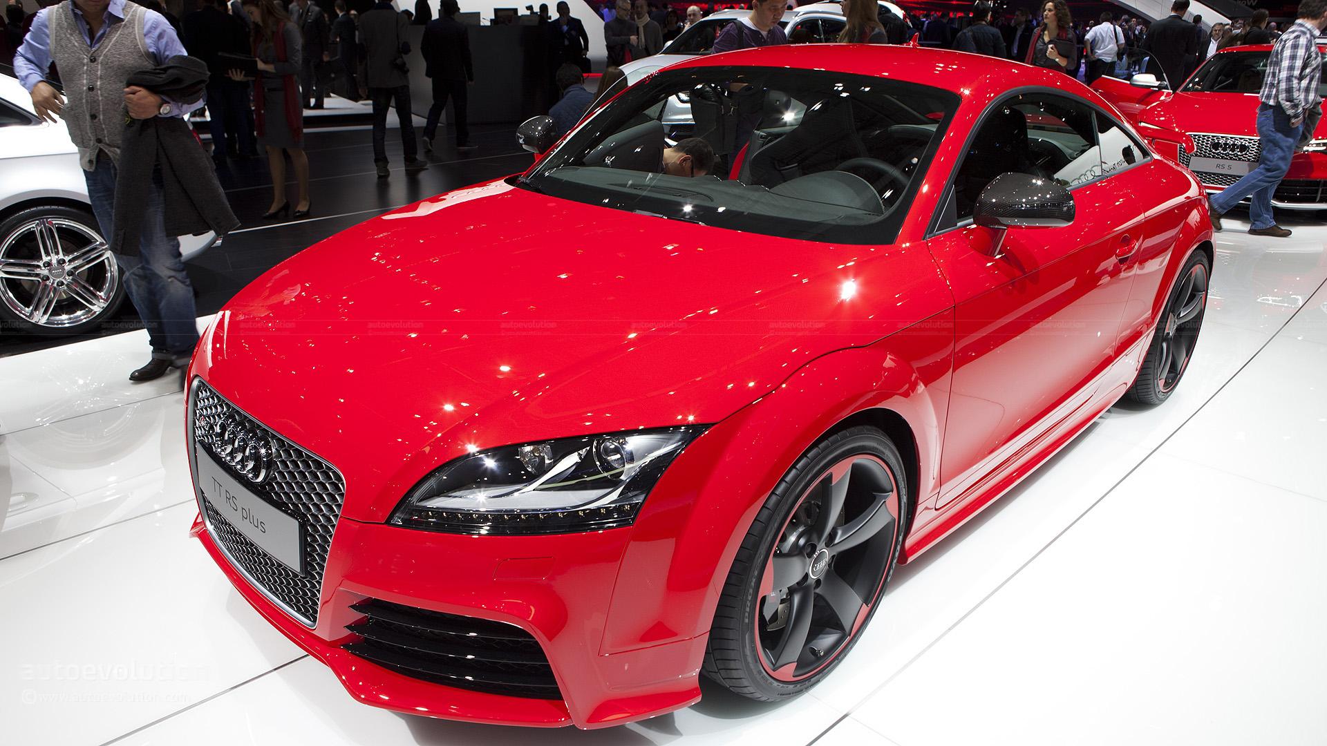 Audi tt rs plus photo 05