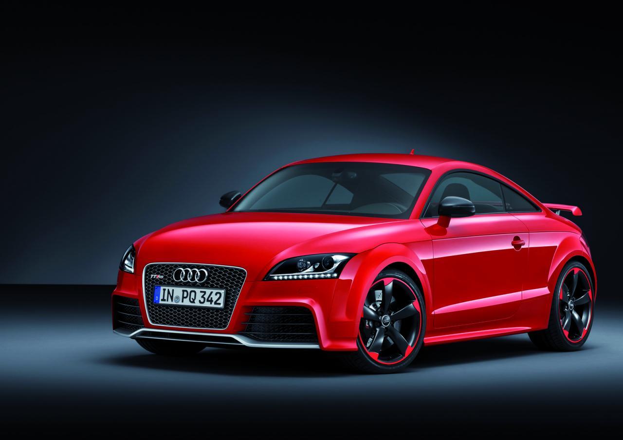 Audi tt rs plus roadster photo 14