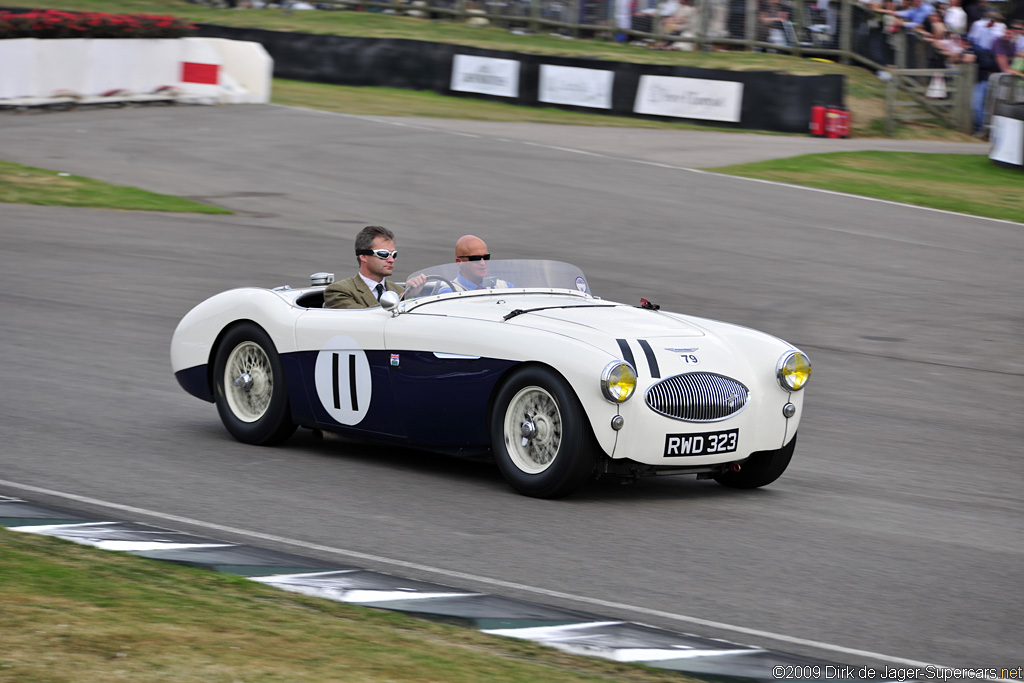 Austin Healey 100s Technical Details History Photos On